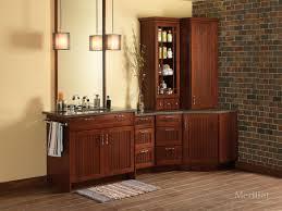 Merillat Kitchen Cabinets Merillat Classicr Avenue W 5 Piece Drawer In Cherry Paprika With