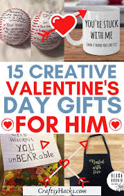Customize each mug with names, photos, messages and more. 15 Valentine S Day Gift Ideas For Him Craftsy Hacks