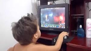 gustavo com 3 anos jogando dota 2 com direito a rampage youtube