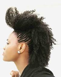 Pictures Of Mohawk Designs Mohawk Braid Hairstyles Black Braided Mohawk Hairstyles