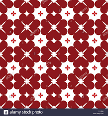 Jtd Designs Heart Shapes Pattern Combination In Groups Combinations