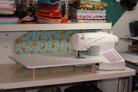 sewing machine table plans design ideas plus voguish extension table