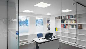 lighting office. Daylighting And LED Lighting Go Together Office