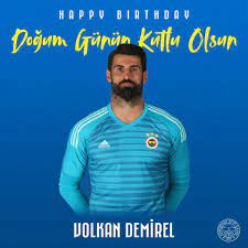 Unser Torwart Volkan Demirel... - Fenerbahçe International