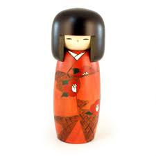japanese doll wooden kokeshi handmade in japan soshun