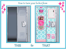 diy cute locker decor diy school locker decorate ideas simple in on locker organization four diffe