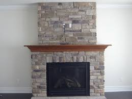 Stone Gas Fireplaces Modern Ideas Posts Related To Fireplace Surrounds For  Fireplaces ...