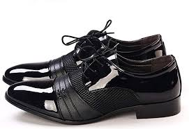 <b>Men</b> 2202 High End Fashion <b>Men Business Shoes</b> Casual Oxford ...