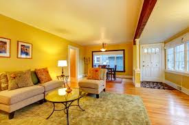 this year is all about bright and cheerful paint colors that perk up the living room and give it a warm ambiance if you are thinking of repainting your