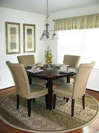rug under round kitchen table. Plain Rug Round Rug Under Table For Kitchen Sisal   And Rug Under Round Kitchen Table R