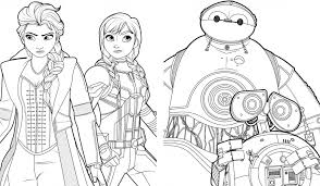 This science fiction film enables the children to believe that everything is possible in the world. Disney Avengers Star Wars Mashup Coloring Pages Fun Family Crafts
