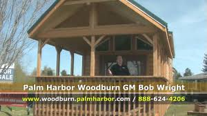 Small Picture Park Model Oregon Cabin Style Park Model Salem Woodburn YouTube