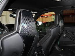 bmw f80 m3 with new rw carbon fiber seat backs