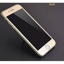 iphone 7 gold front. k-box tempered glass warna iphone 7 plus 5.5 inchi front only (depan saja iphone gold