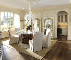 southern living showcase home dining room