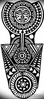 тату полинезия эскизы на руку 08032019 007 Tattoo On Hand