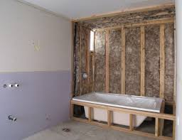 Bathroom Drywall Installation