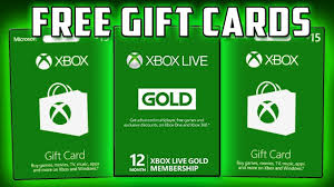 free xbox gift card how to get free xbox code