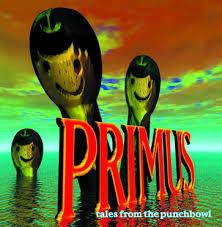 <b>Primus</b> - <b>Tales</b> From The Punchbowl - LP – Rough Trade