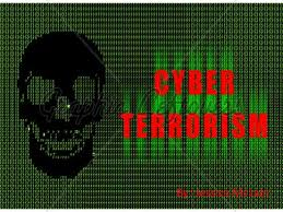 cyber terrorism power point