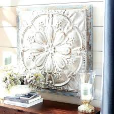 tiled wall ideas decor vintage tin tiles wall art embossed tiles wall decor awe best antique ceiling tile ideas images on tin home wall art designs for hall  on vintage tin tiles wall art with tiled wall ideas decor vintage tin tiles wall art embossed tiles