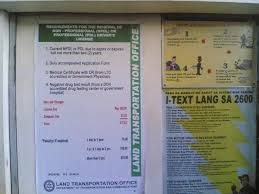 Government And Taxes Lto Bureaucracy 2 Renewing A Driver S License