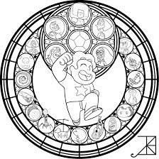 SG: Steven Universe -lineart- by Akili-Amethyst on DeviantArt