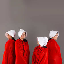 assemble your squad for this handmaid s tale group costume brit co