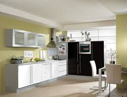 kitchens with white cabinets and green walls. Black Kitchen Cabinets And Green Walls Photo - 2 Kitchens With White I