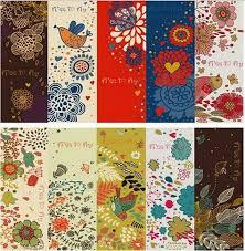 <b>Paper</b> bookmarks, Vintage <b>flowers</b>, Bookmarks