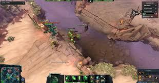 desert terrain dota 2 mods