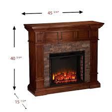 stone electric fireplace southern enterprises faux stone electric fireplace in oak electric fireplace stone mantel canada