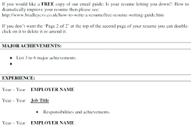 How To Create A Resume For Free How To Create Resume Online For Free