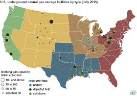 Natural Gas Storage Chart New Classifications Of Natural Gas Storage Regions Will
