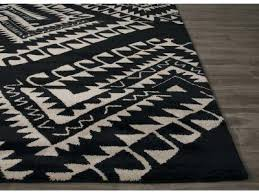 black and white aztec rug outstanding coffee tables southwest style rugs area rug southwest area within black and white aztec rug