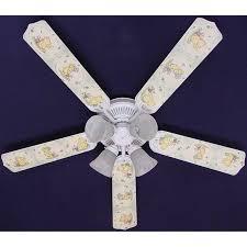 ceiling fan designers clic winnie pooh indoor ceiling fan green walmart