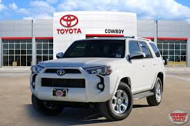 Toyota 4Runner in Dallas, TX | Cowboy Toyota