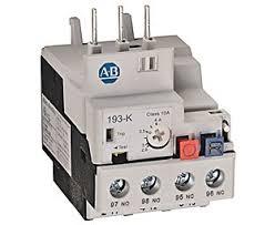 iec miniature bimetallic overload relays