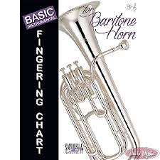 B Flat Baritone Finger Chart Basic Fingering Chart For Bb Baritone Horn