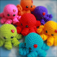 Octopus Crochet Pattern Impressive Ravelry Mini Amigurumi Octopus Pattern By Sarah Hearn
