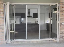 folding patio doors with screens. Perfect Doors Bi Fold Patio Doors With Screens F24X In Fabulous Furniture Home Design  Ideas With Folding A