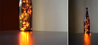bottle lighting. DIY: Wine Bottle Light Lighting Y