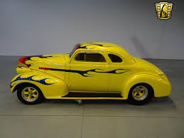 1939 Chevrolet Coupe for sale: photos, technical specifications ...