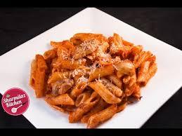 red sauce pasta recipe mushroom pasta