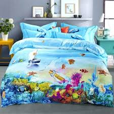 delft blue bedding fish delft blue bedspread delft blue bedding