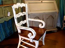 distressed white wood furniture. Delighful White White Always Works Distressed Painted Wood Chairs And Wood Furniture B