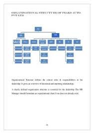 Car Dealership Organizational Chart Car Dealer Organization Chart How To Make An Org Chart