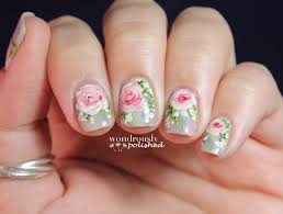 Wondrously Polished: 31 Day Nail Art Challenge - Day 15: Delicate ...