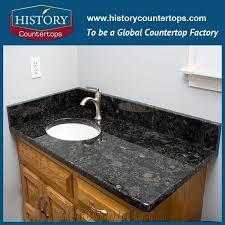 laminated bathroom vanity building material granite stone standard countertops