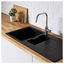 ikea hÄllviken inset sink 1 ½ bowl w drainboard